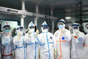 มาตรการป้องกันการแพร่กระจายไวรัสโคโรน่า