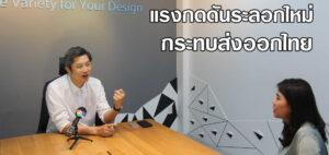 มุมมองของการตัดสิทธิ จีเอสพี ในประเทศไทย