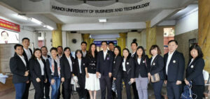 Hanoi University of Business and Technology (HUBT)