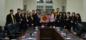 สัมมนาในหัวข้อแนวทางการส่งเสริมธรุกิจระหว่างประเทศไทยกับเวียดนาม