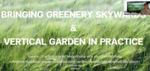 Bringing Greenery Skywards and Vertical greenery in Practical way